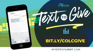 Text to give | City of lights Church