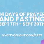 14 days of prayer and fasting   City of lights Church