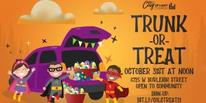 Trunk or Treat | City of lights Church